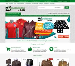 contoh website toko online fashion pria dan wanita terkini dari okejasaweb jasa website toko online