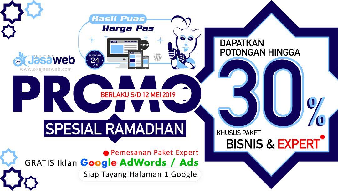 Promo Spesial Ramadhan, Berakhir 12 Mei 2019