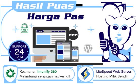 Jasa Pembuatan Website, Desain Web, Toko Online Murah